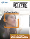 HiSET Test-taker Bulletin