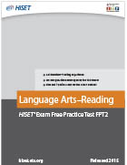 Language Arts – Reading Practice Test (FPT2)